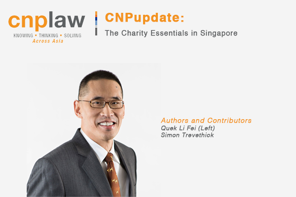 The Charity Essentials in Singapore