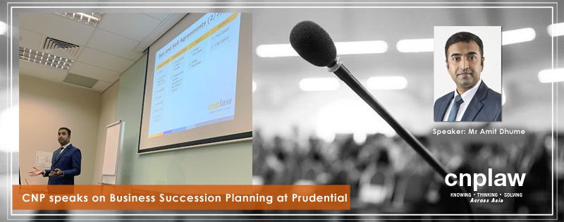 PRUDENTIAL-Seminar