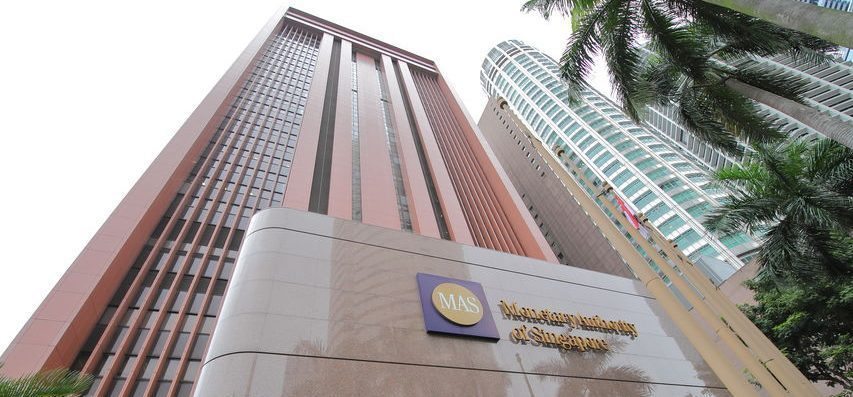 A photo of the Monetary Authority of Singapore