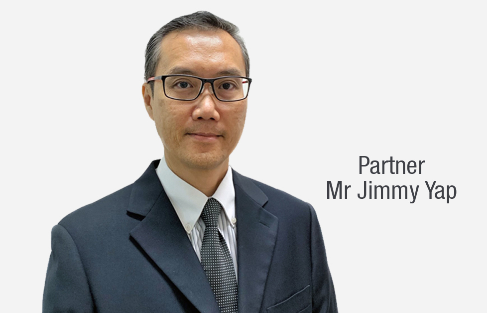 Photo of Mr Jimmy Yap as a Partner at CNPLaw