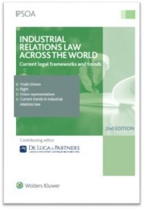 Industrial Relations law across the world (2nd edition) image