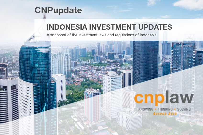 An article on INDONESIA INVESTMENT UPDATES: A snapshot of the investment laws and regulations of Indonesia image