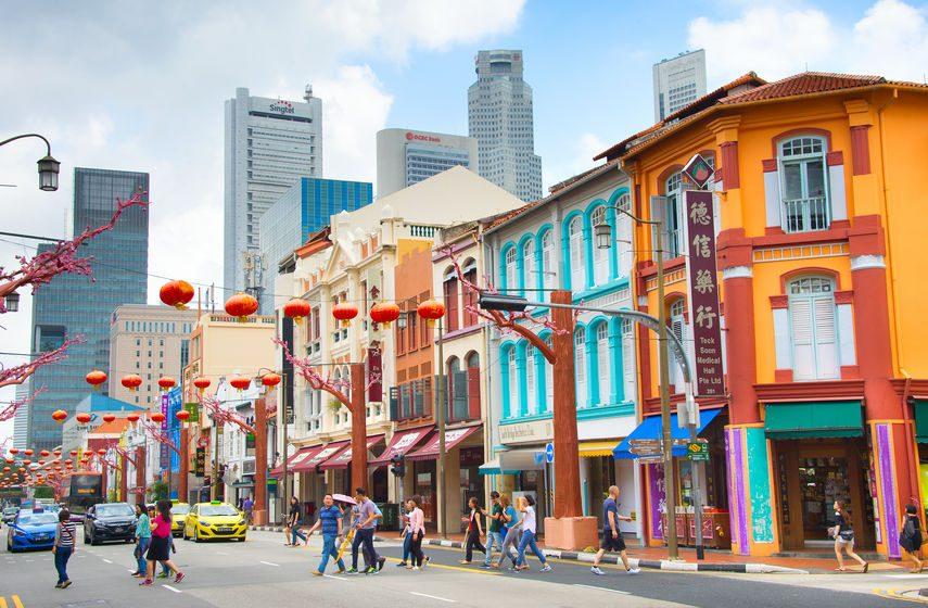 A photo of Singapore