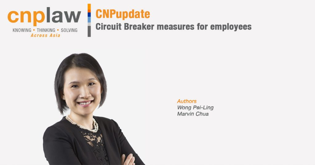 Circuit Breaker measures for employees