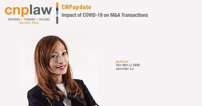 Impact of COVID-19 on M&A Transactions(1)