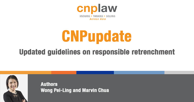 Updated guidelines on responsible retrenchment