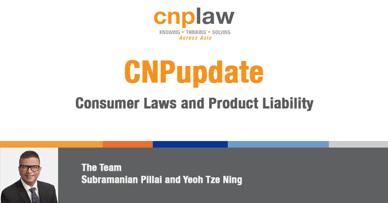 Consumer Laws and Product Liability