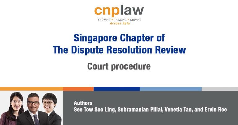 Court procedure