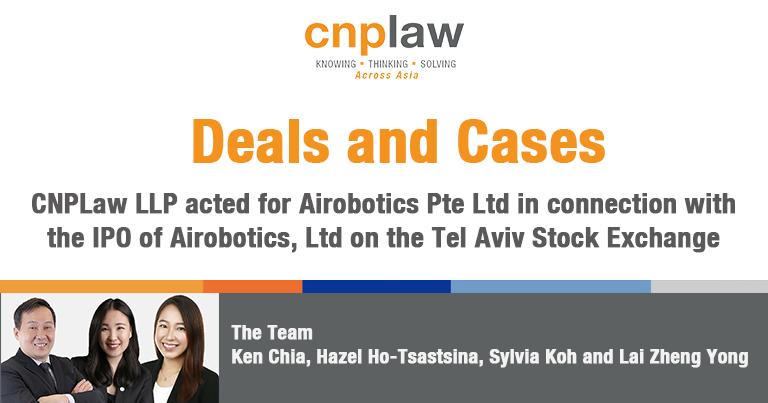 ken hazel sylvia deals Airobotics
